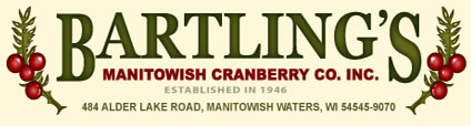 Bartling's Manitowish Cranberry Company