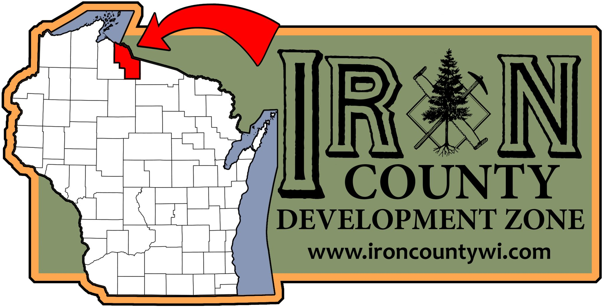 Iron County Development Zone